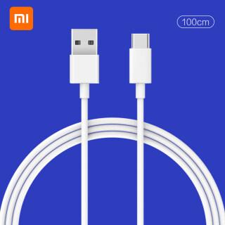 Cáp Dữ Liệu USB-C Xiaomi Chính Hãng Cáp Sạc Type-C Mi 100Cm Dành Cho Điện Thoại Thông Minh Xiaomi 10 Redmi Huawei Mate Samsung thumbnail