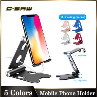 Giá Đỡ Điện Thoại Phổ Thông C-SAW, Giá Đỡ Điện Thoại Để Bàn Bằng Nhôm Điều Chỉnh Được Cho iPhone 12 X Samsung Xiaomi iPad Air Tablet thumbnail