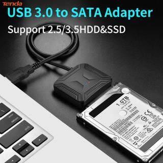 SATA Để Cáp USB USB 3.0-2.5 3.5 Inch SATA III Cáp Bộ Chuyển Đổi Ổ Cứng Truyền Dữ Liệu 0.5M thumbnail