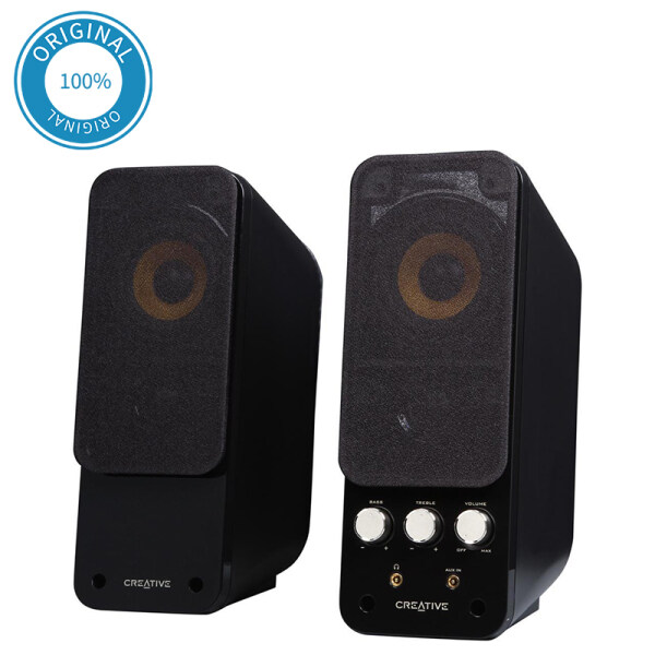 Creative Labs GigaWorks T20 Series II 2.0 Multimedia Speaker System with BasXPort Technology Singapore