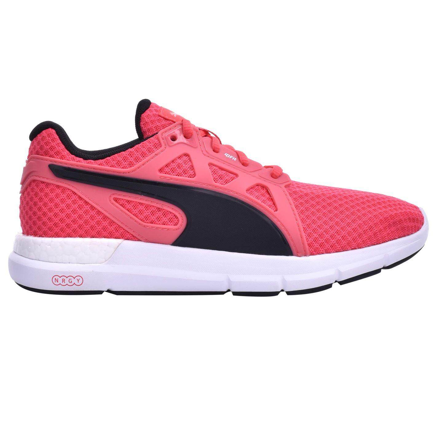 Puma_Womens NRGY Dynamo Running Shoes (Pink/Black)