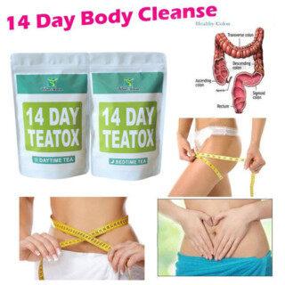 Appetite Suppressant Thin Belly 14 Ngày Detox Giảm Cân Trà Giảm Cân thumbnail