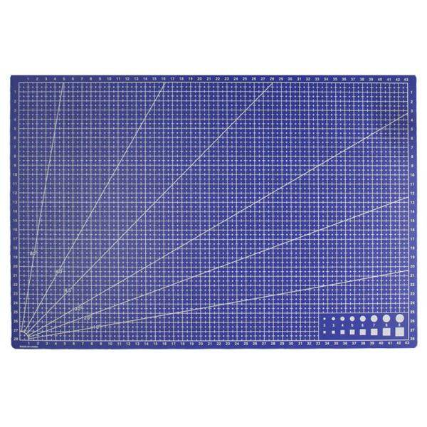 Giá A3 / 45 x 30cm Sewing Cutting Mats Reversible Design Engraving Cutting Board Mat Handmade Hand Tools 1pc