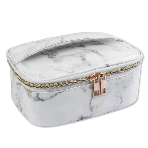 Túi đựng mỹ phẩm MAANGE đa năng có tay xách tiện lợi dùng khi đi du lịch - INTL