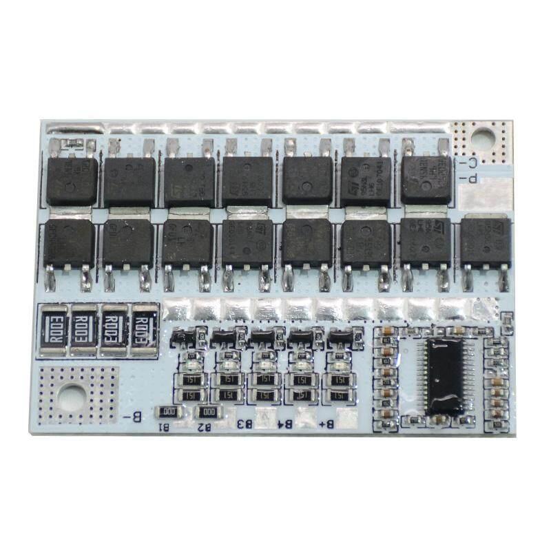 3S 4S 5S BMS 50A 80A//100A Li-Ion 3,7V LiFePO4 3,2V  Balancer 12,6V 16,8 V 21V
