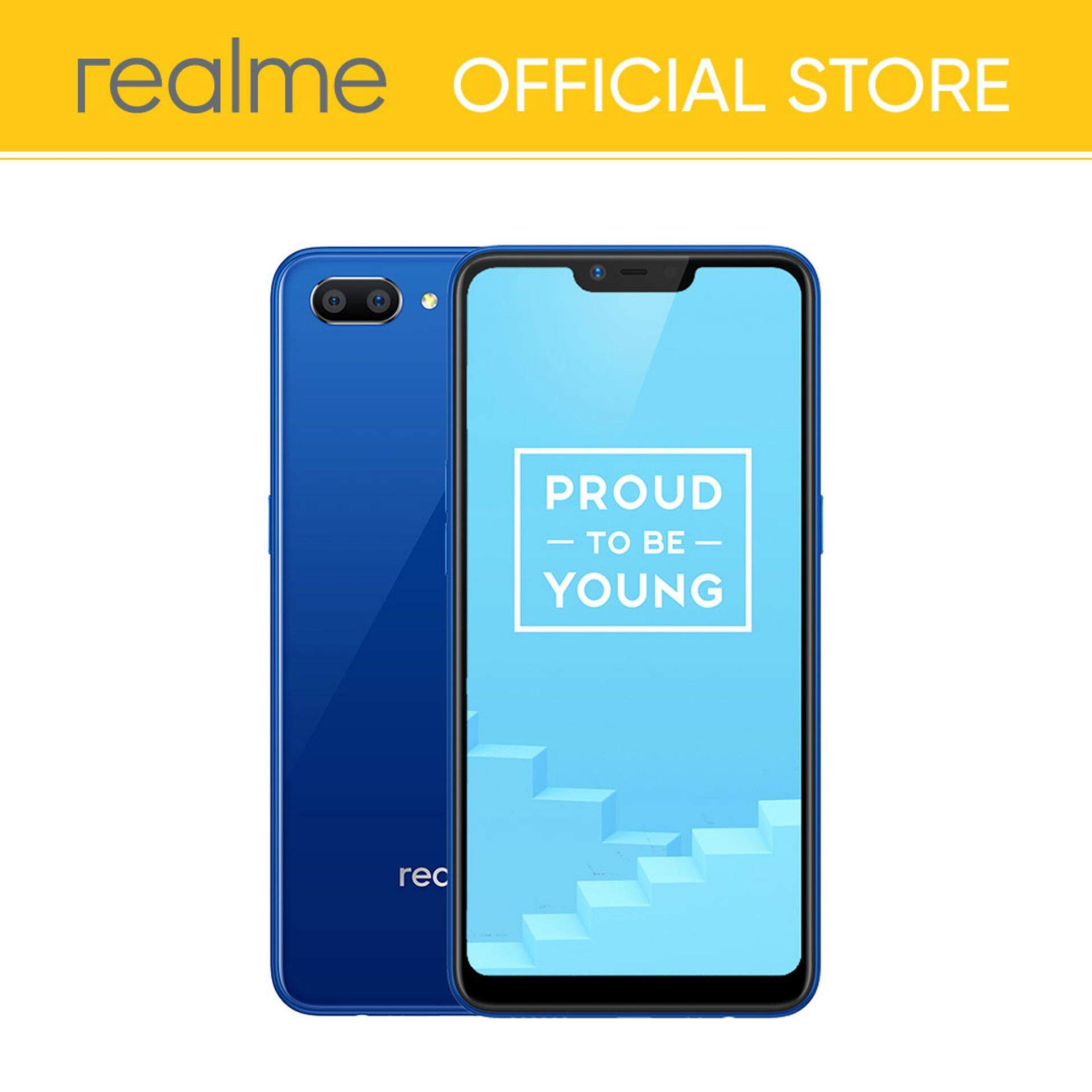 Realme C1 (2gb Ram+32gb Rom) By Lazada Retail Realme Official Store.