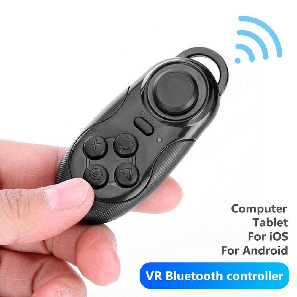 Remote Control Photo Taking Game Bluetooth Controller for iOS Android  Computer