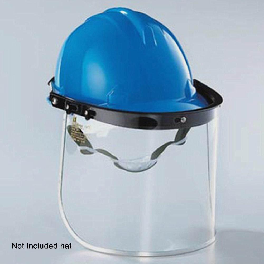 Cooking Eye Protection Flip Up Flame Retardant Sunproof Transparent Welding  Face Shield