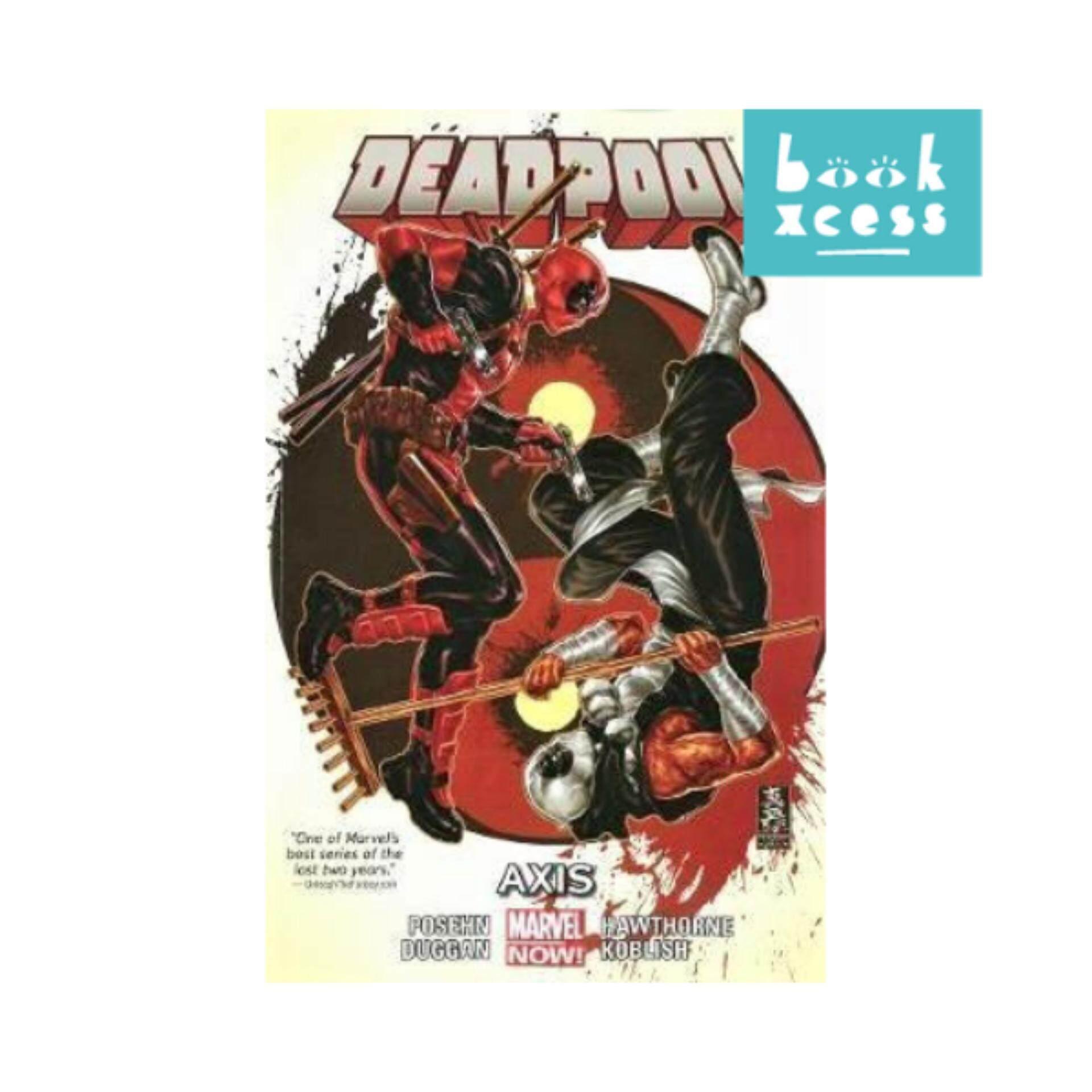 Deadpool: Axis Vol  7