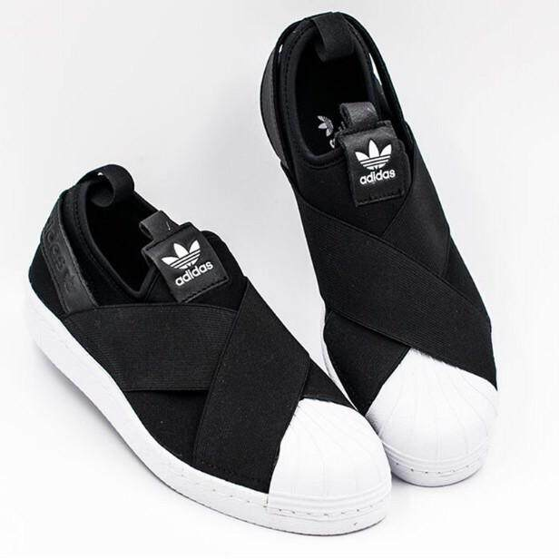 Brand new Adidas.. Superstar_ Slip On Running Shoes Sneakers for woman and man