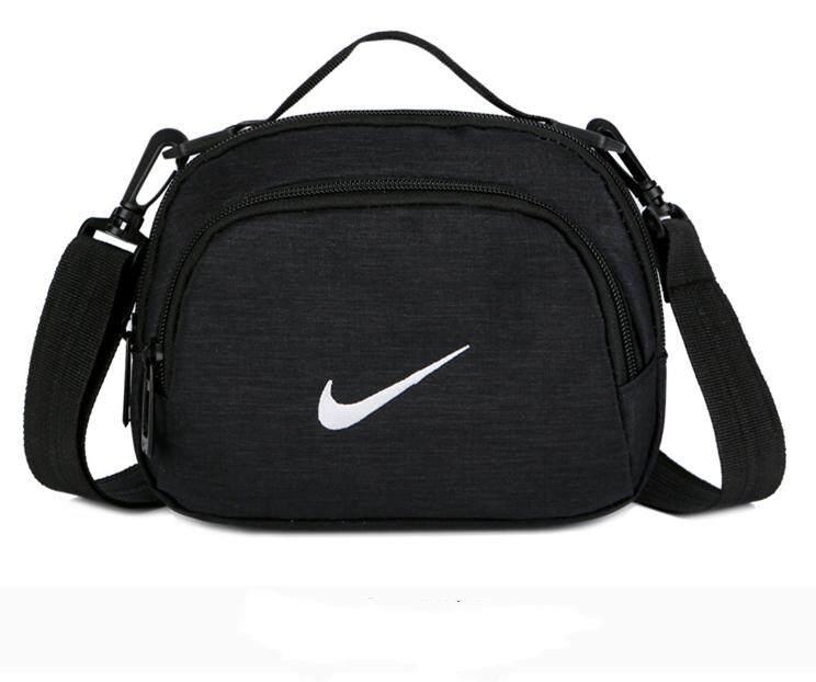 Nike_messenger bag Multifunction High capacity shoulder bag nylon unisex Cross Body Bag