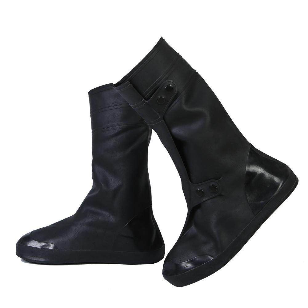Withritty Pelindung Sepatu, Bot Hujan Tahan Air Penutup Anti-Slip Reusable Wanita Pria Hujan Olahraga Berjalan Luar Ruangan Bersepeda Berjalan Pelindung Sepatu Bot Overshoes By Withritty.