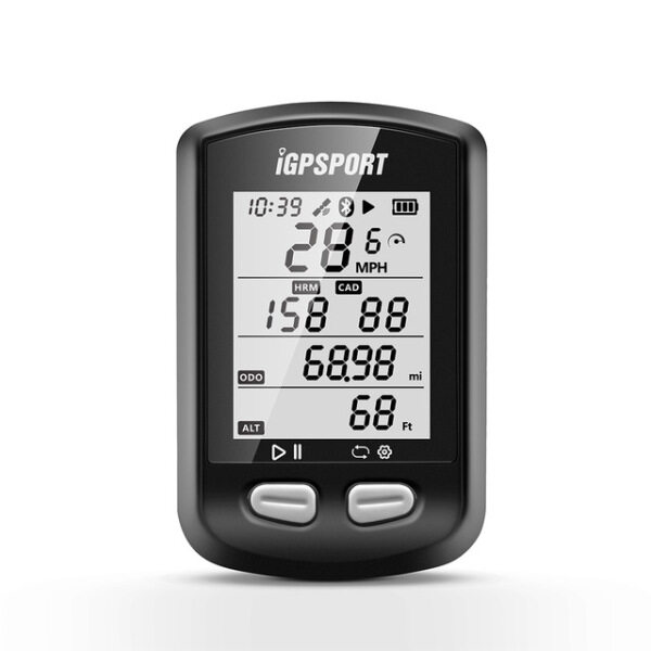 Phân phối IGPSPORT iGS10S Bicycle Computer Bluetooth 5.0 IPX6 Waterproof Smart ANT+ Cycling Speedometer Wireless Sports Bike Accessories