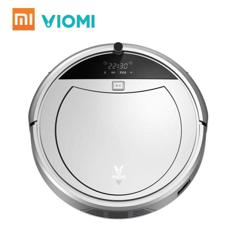 Global Version Xiaomi VIOMI VXRS01 Robot Vacuum Cleaner 1200Pa Sweeping Mopping Auto Self-recharge Planning Route Intelligent APP Remote Control Singapore