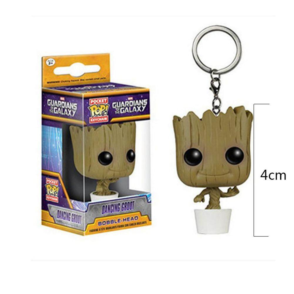 Funko Pop! Vinyl Bobblehead Guardians Of The Galaxy Dancing Groot Toy Figure