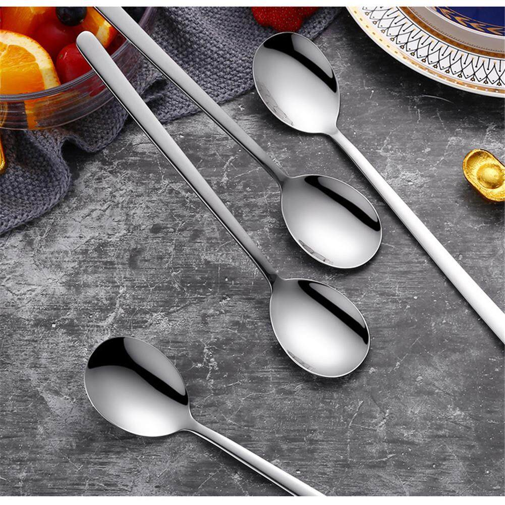 304 Stainless Steel Cutlery Korean Spoon Stainless Steel Spoon Spoon Set By Gotoco Mall.