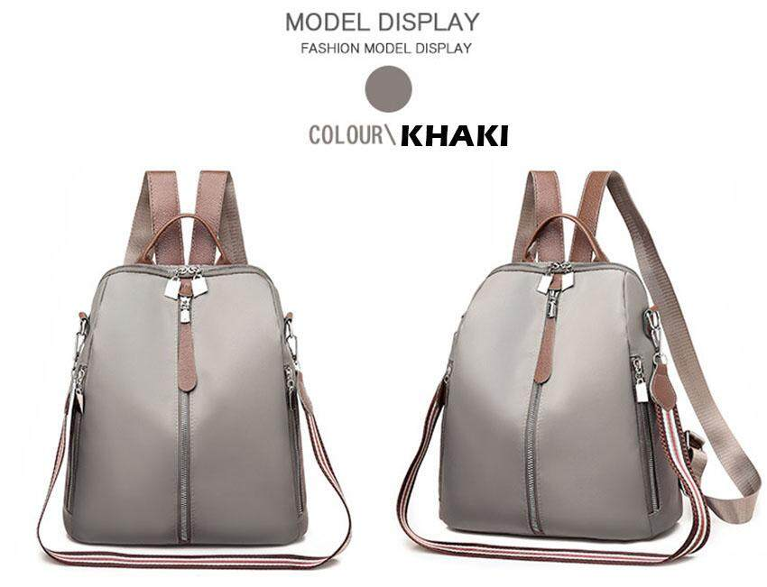 Unique2017 Newest High Quality Korean Style Oxford Cloth Travel Backpack Handbags Multi-function Large-capacity Casual Waterproof Women Fashion Ladies Female Leisure Shoulder Bag