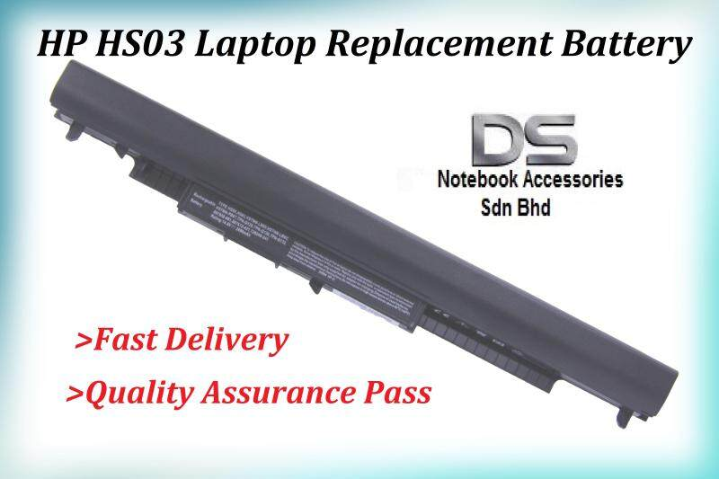 HP Pavilion 15-AC173TX Laptop Battery / Hp HS04 Laptop Battery Malaysia