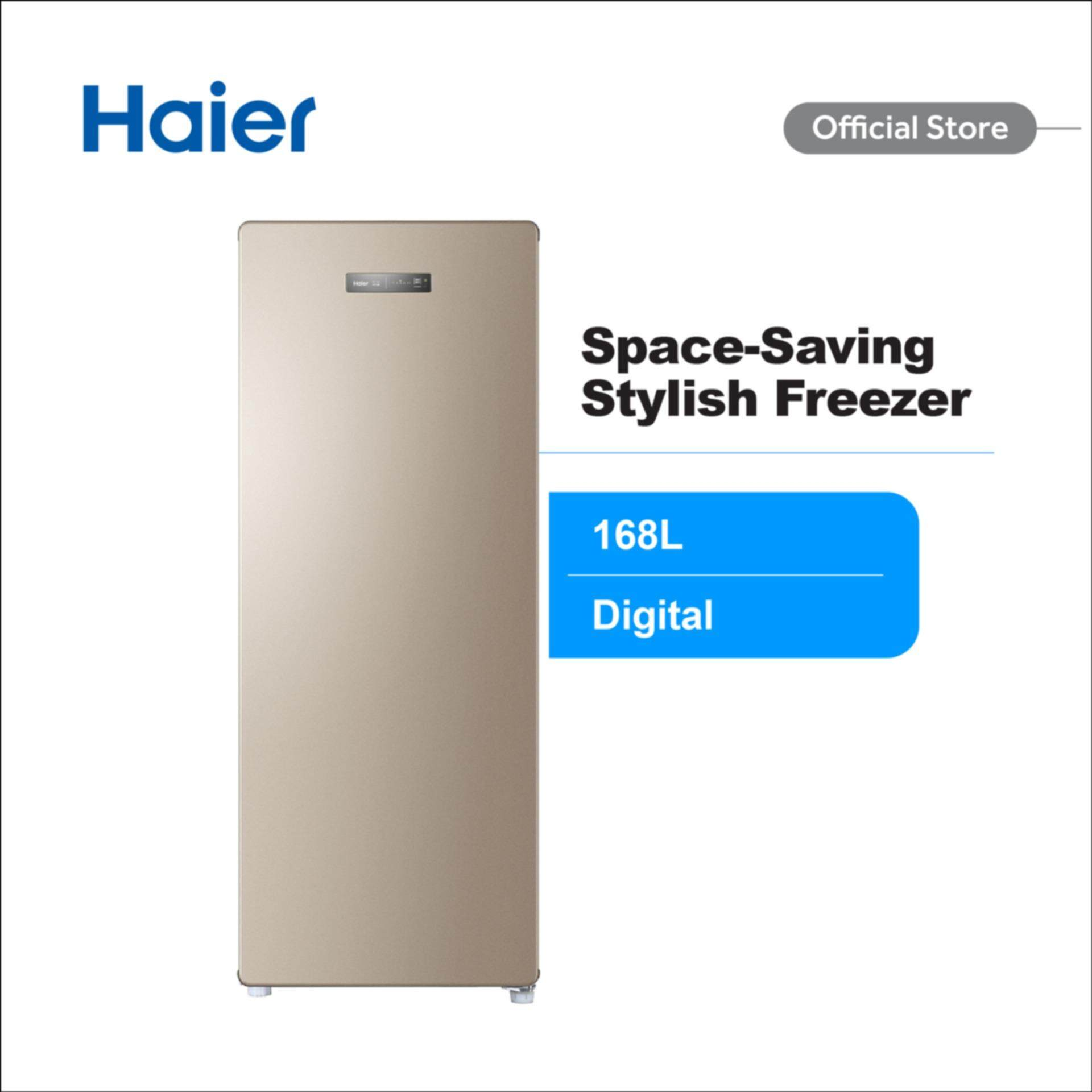 Haier BD-168WL Digital Touch Control 168L Space Saver Freezer