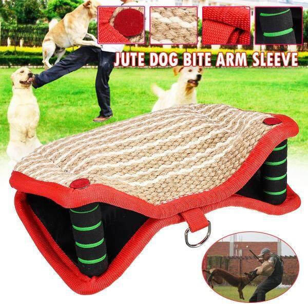 Đay Dog Bite Ống Tay Áo Cho Chó Huấn Luyện Bảo Vệ Nhai Schutzhund-