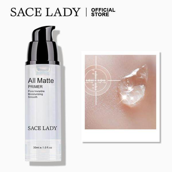 Buy SACE LADY Base Primer Oil control Makeup Face Poreless Make Up Matte Finish Cosmetic 30ml Singapore