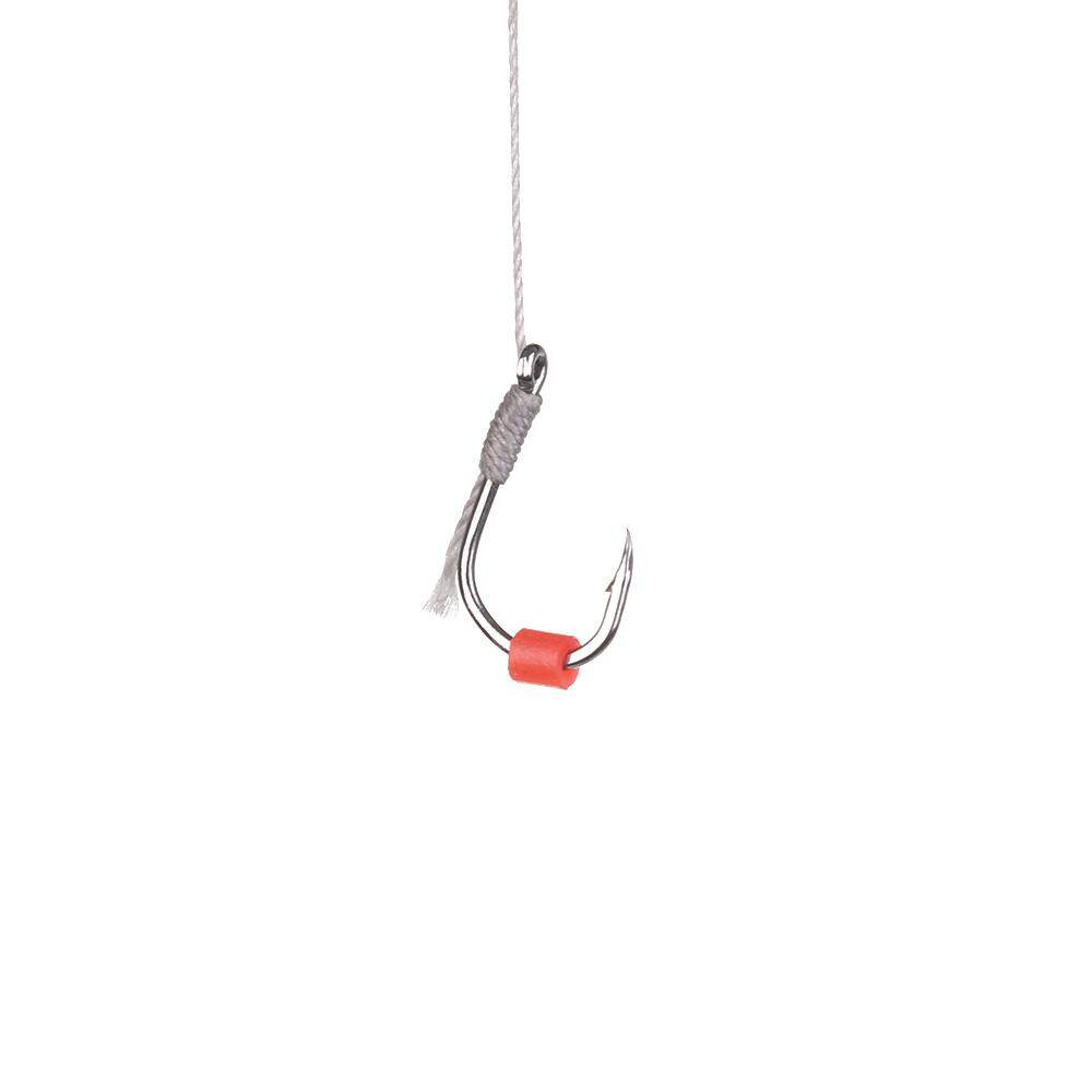 Red Fish Tackle Rubber Bands For Fishing Bloodworm Bait Granulator Bait