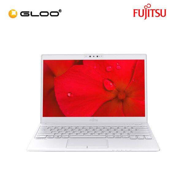 """Fujitsu UH-X FPC02475LK Laptop (Intel i7-10510U,16GB,1TB SSD,Integrated,13.3""""FHD,W10,Wht) Malaysia"""