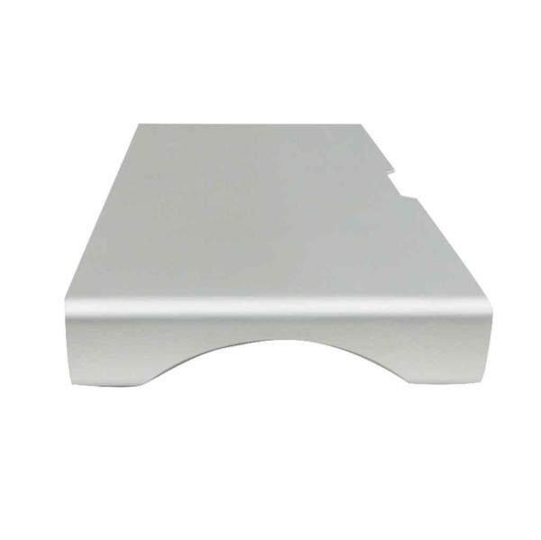 SENZANS Multifunctional Small Desktop Laptop Stand Aluminum Alloy Monitor Holder Space Bar Desk Riser for iMac MacBook