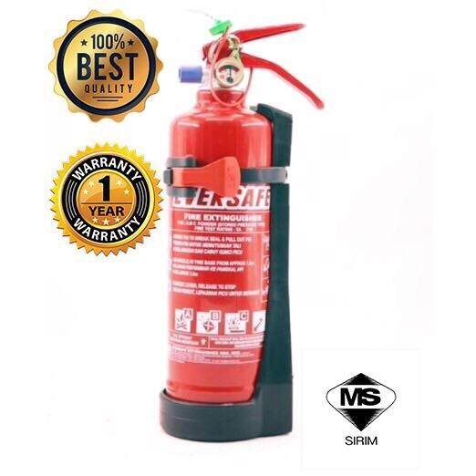 Fire Extinguisher Dry Powder Eversafe 1KG SIRIM & BOMBA APPROVED