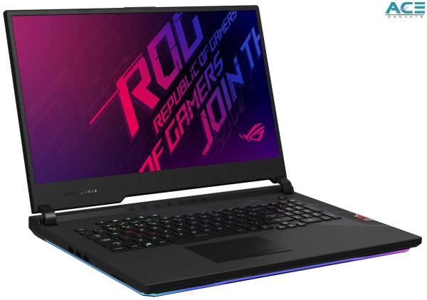 Asus ROG Strix Scar 17 G732L-VEV048T Gaming Notebook (i7-10875H/16GB DDR4/1TB PCIe/RTX2060 6GB/17.3FHD/Win10) Malaysia