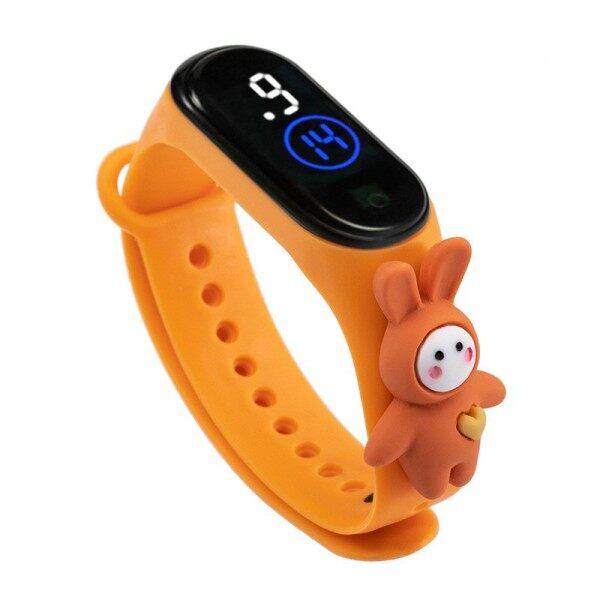 Children Waterproof Watch Calendar Countdown Watches Student Boy Girl Kids LED Electronic Digital Wristwatch Malaysia