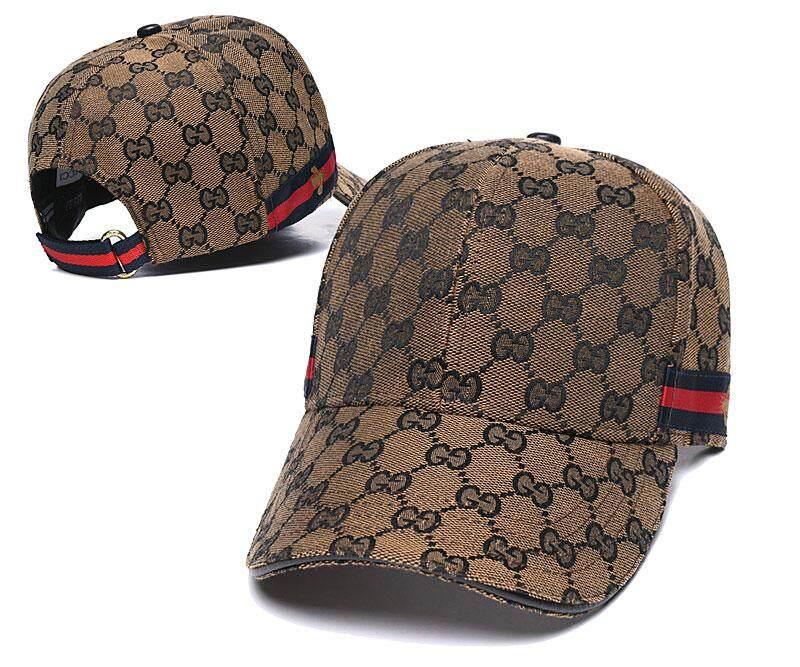Giá bán Ban đầu GUCCI_caps Thời Trang cổ điển lưới in logo thương hiệu cặp nón Bố Nón Lưỡi Trai Unisex Casual Mũ Lưỡi Trai Bóng Chày Chữ Có Thể Điều Chỉnh nón lưỡi trai thể thao