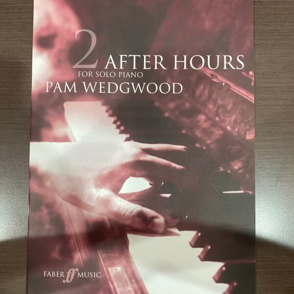 After Hours for Solo Piano 2 Malaysia