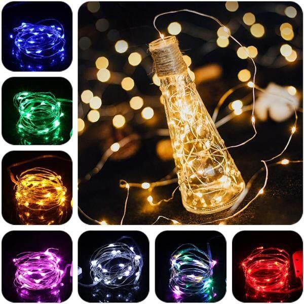 Bảng giá Dây Đèn LED Thần Tiên 1M/2M, Đèn Trang Trí Tiệc Cưới Giáng Sinh