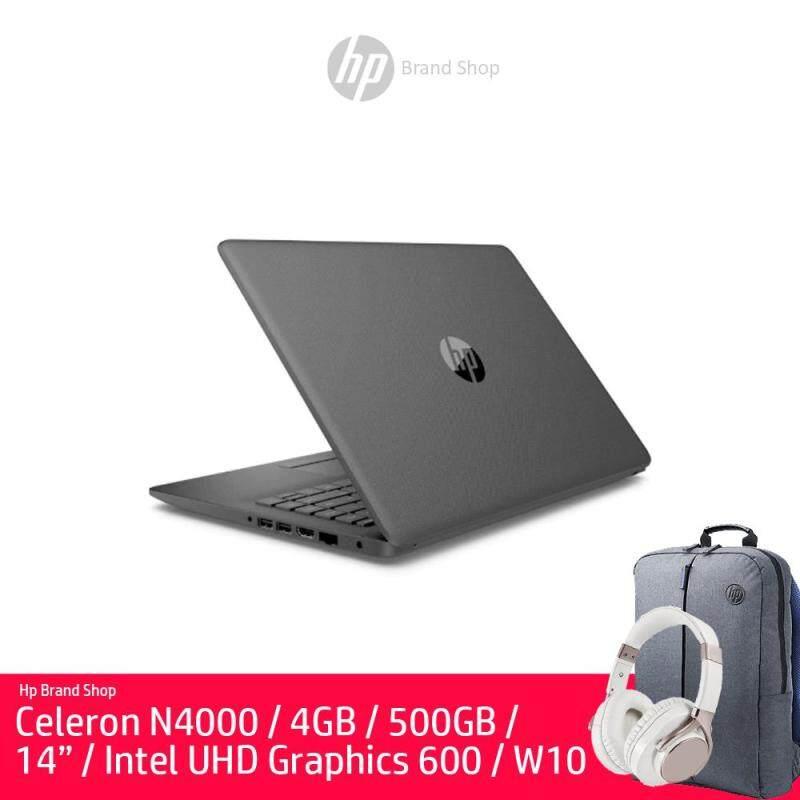 HP 14-ck0096TU 14 Notebook ( Celeron N4000, 4GB, 500GB, Intel, W10 ) Malaysia