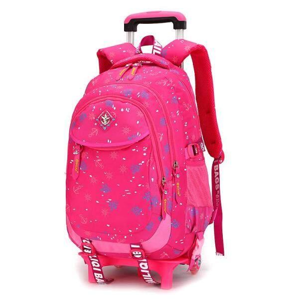 School Bags Junior High School Girls Rod Bag Removable Cute Korean-style Shoulders Backpack