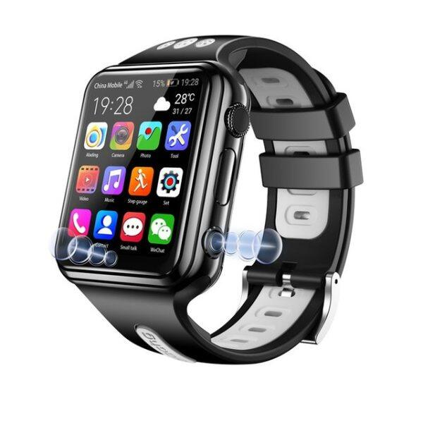 4G GPS Wifi SOS Smart Watch IP67 waterproof Camera Video Call Monitor Tracker Kids Smartwatch Boys Girl Whatsapp Google Play Malaysia