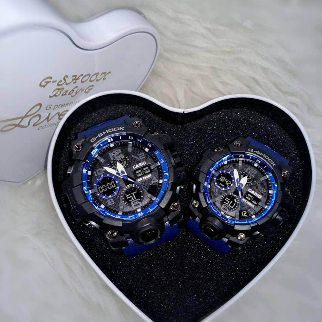 Casi0 Gshock Watches For Couples By Gardenwatches.
