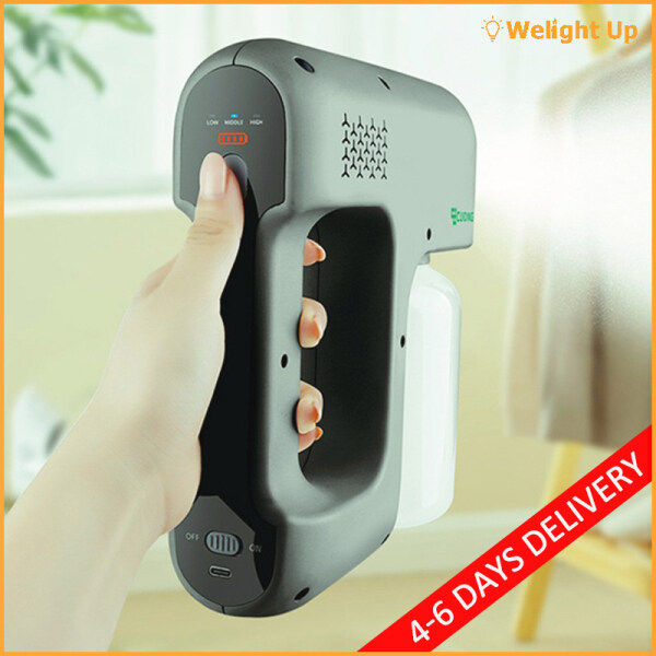 Welight Up【Fast Delivery】Wireless Disinfection Sprayer Machine Handheld Portable USB rechargeable Nano Spray Machine Atomizer Fogger
