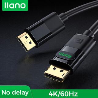 Llano Displayport Cáp Cáp DP Đến DP 4K 60Hz 1.2 Cáp Màn Hình Chơi Game TV Cho Máy Tính Xách Tay thumbnail