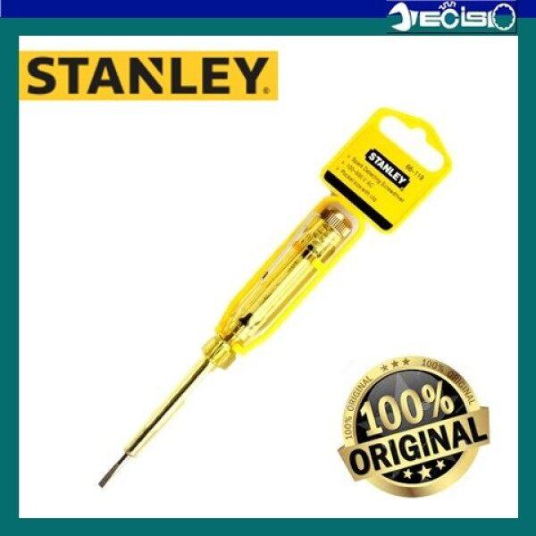 STANLEY Pocket Size Spark Detecting Screwdriver / Test Pen / Pen Ujian Elektrik 100~500V AC 66-119