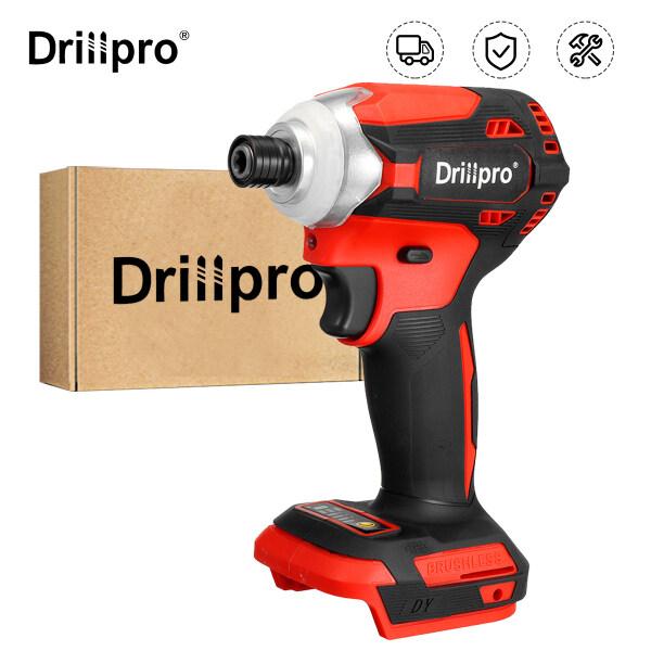 Drillpro Chìa Khoá Điện Không Chổi Than Cao-Torque Máy Vặn Vít 150Nm 0-2600RPM