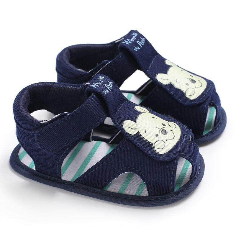 2019 Summer New Childrens Sandals Fashion Of Leisure Beach Boys And Girls Shoes Non-slip Soft Soles Walking Baby Sandals Sneakers