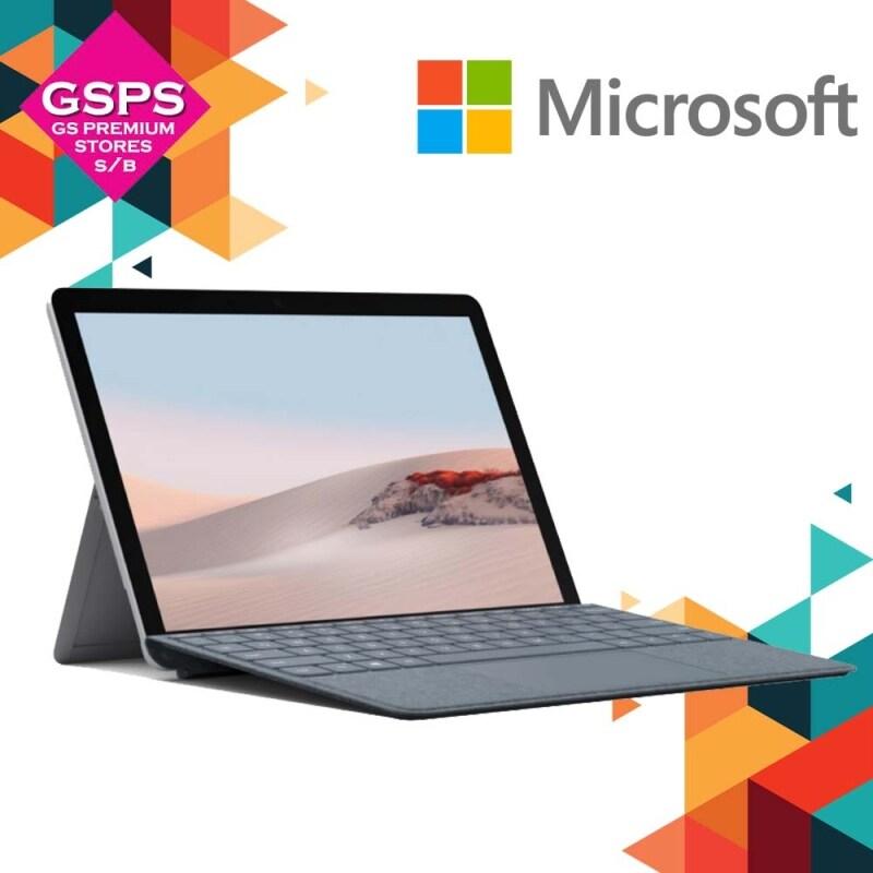 "Microsoft Surface GO 2 STV-00007 / STQ-00007 10.5"" Platinum ( Pentium 4425Y, 4GB / 8GB, 64GB / 128GB, Intel, W10 ) Malaysia"
