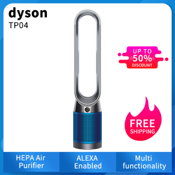 Dyson Pure Cool TP04 2 In one Air Purifier Tower Fan Singapore