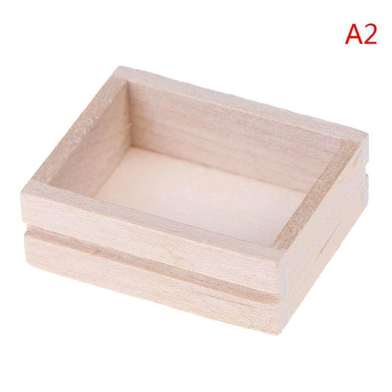 1:12 Scale Miniatures Miniature Pair of Kitchen Wrap Boxes for DOLLHOUSE