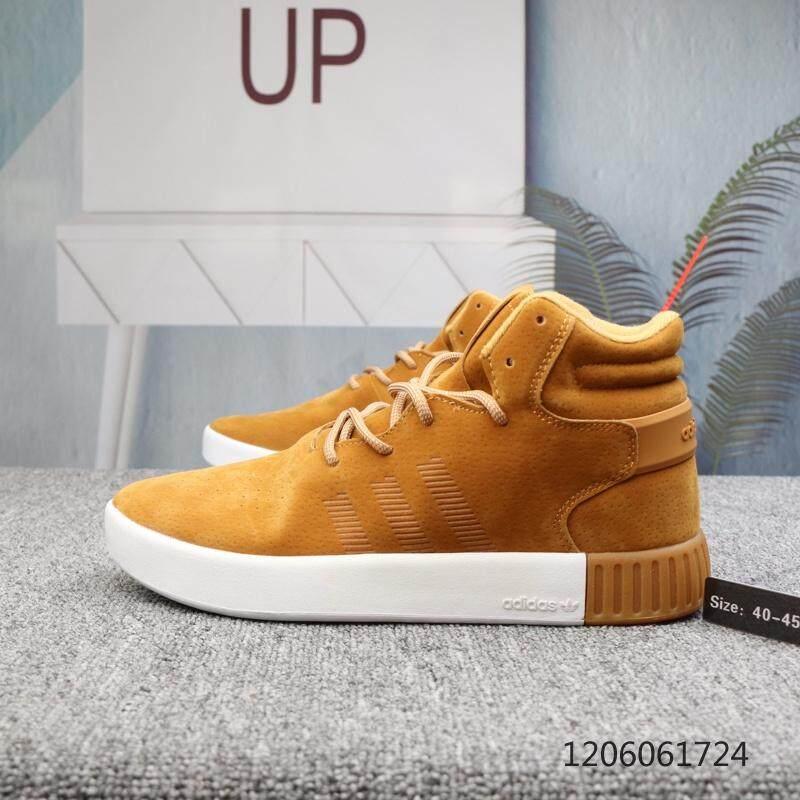 Sport Brand Adida_Tubular Invader Strap Skateboard Shoes Fashion Sport Sneakers