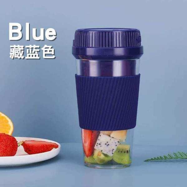 【Superpromosale】☏Cốc Đựng Nước Trái Cây Xách Tay Máy Ép Trái Cây Trái Cây Sạc Không Dây USB Mini Tại Nhà Sinh Viên Cốc Đựng Nước Trái Cây