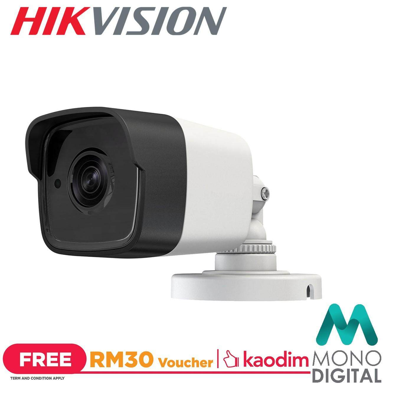 Hikvision DS-2CE16H0T-ITF 5 MP Bullet Camera CCTV (Free Kaodim Voucher  RM30) (Hikvision Malaysia) Promo