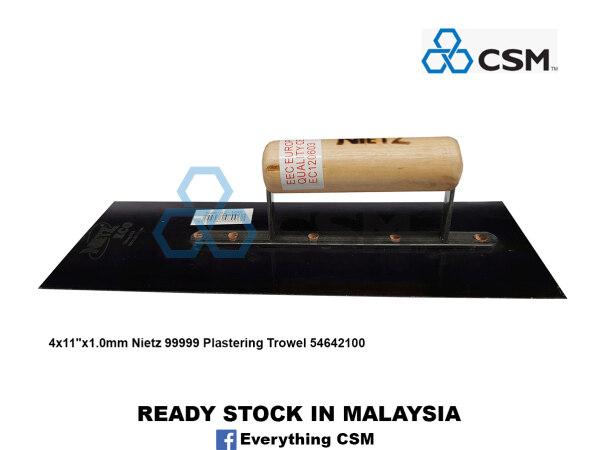 [CSM] 4×11″x1.0mm Nietz 99999 Plastering Trowel 54642100
